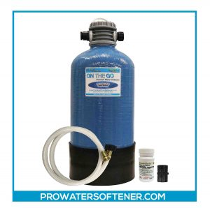 On The Go Portable RV Water Softener