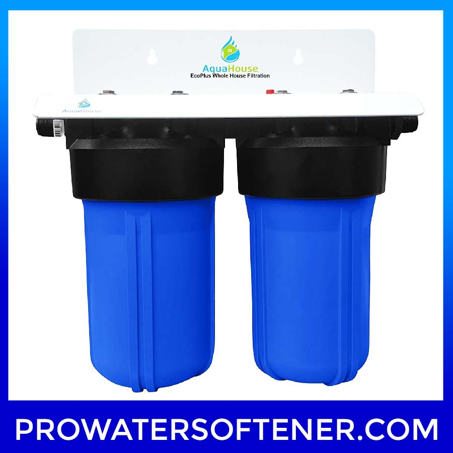 EcoPlus Whole House Water Filter System