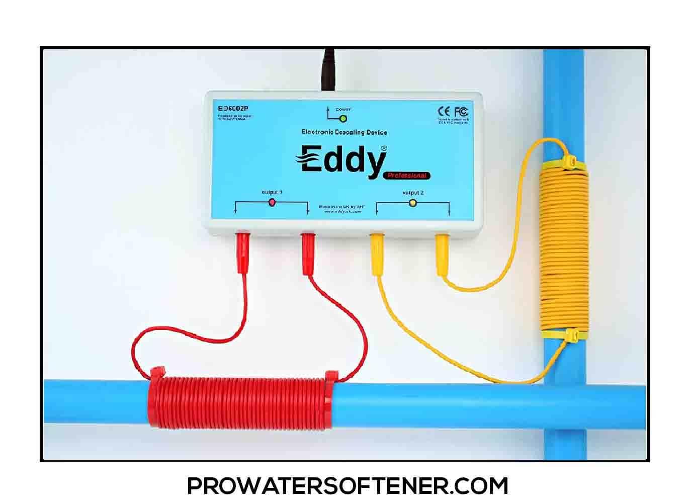 Eddy Water Descaler