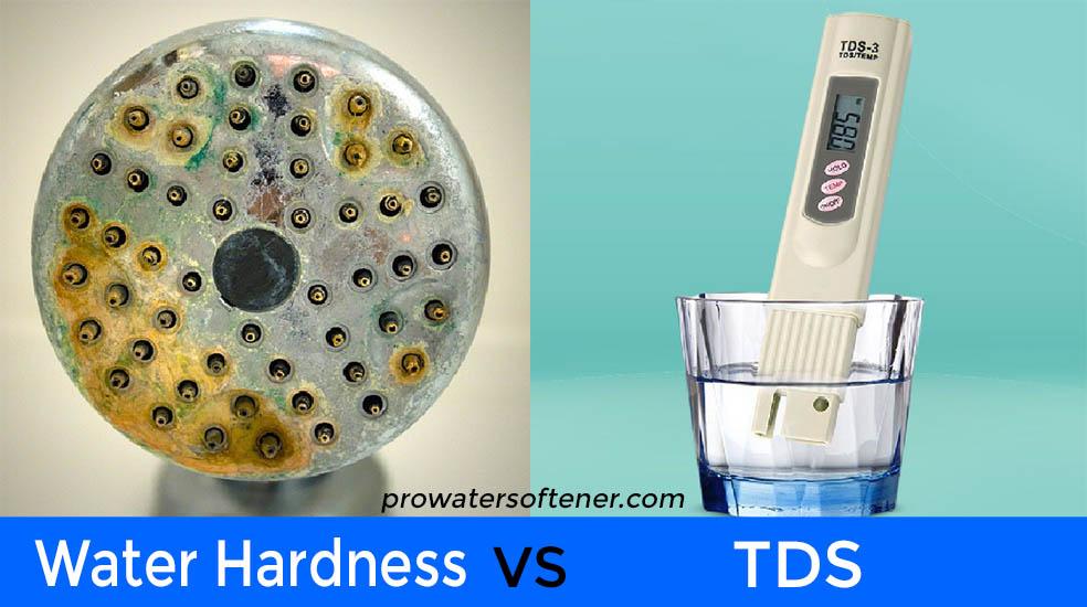 hardness vs tds
